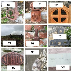 Yewdale holiday cottage treasure hunt